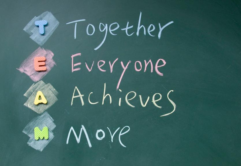 Collaborative Teaching Definition ~ October spencer burton
