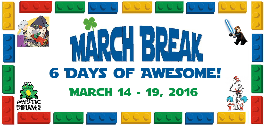 March Break 2016