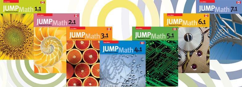Program Review – JUMP Math – SPENCER BURTON