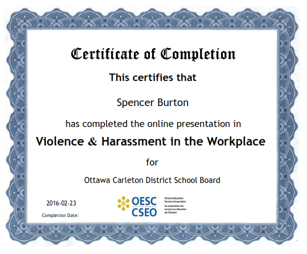 ocdsb-violence-and-harassment-in-the-workplace-certificate