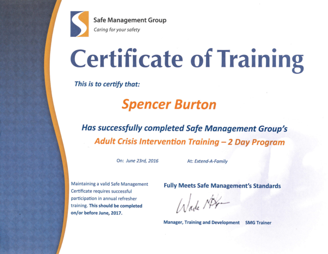 safe-management-certificate